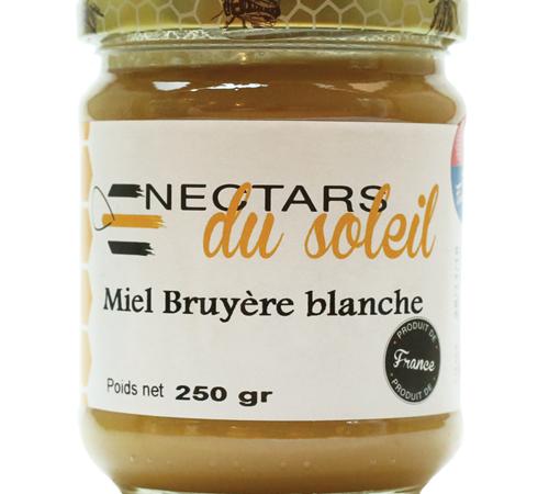 miel bruyere blanche