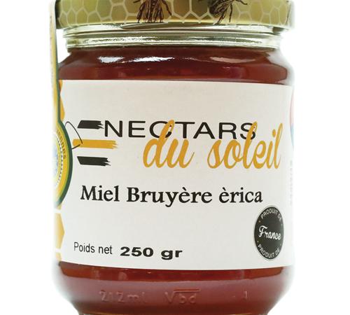 miel bruyère érica