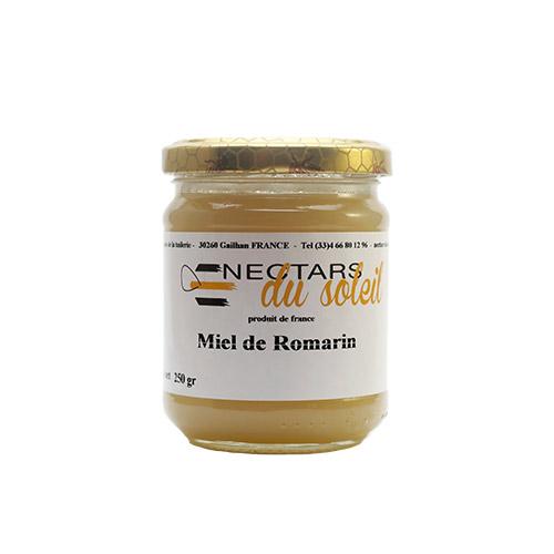miel de romarin france nectars du soleil